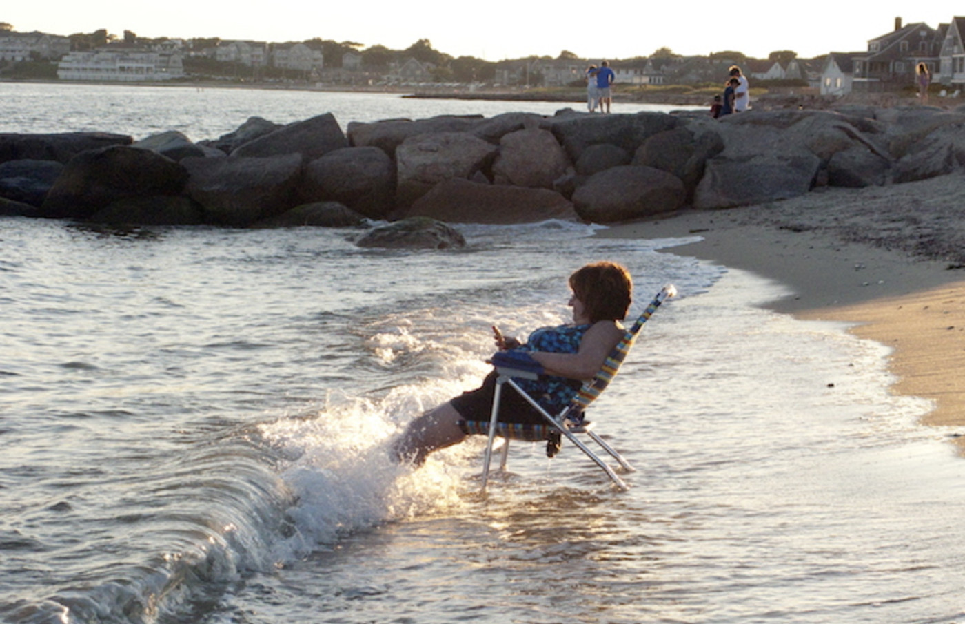 Massachusetts beach