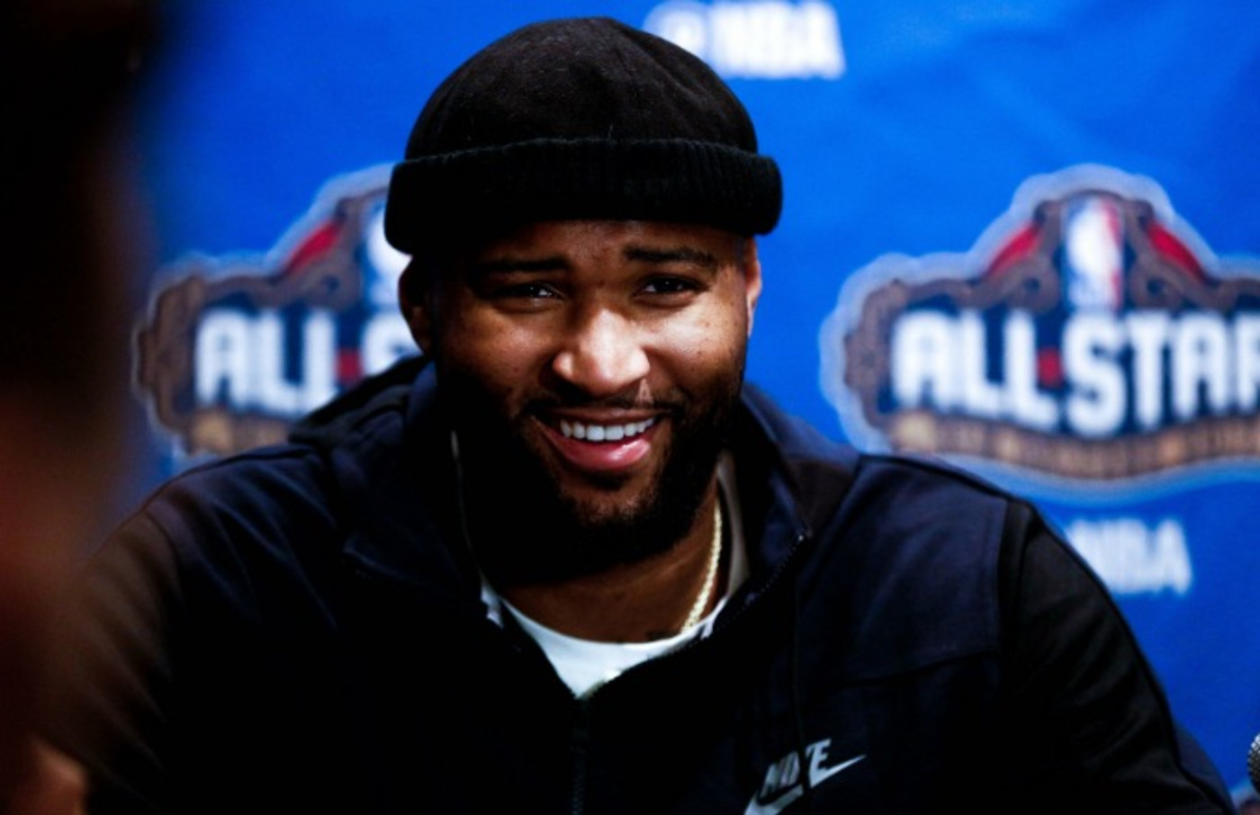 DeMarcus Cousins traded to Pelicans.