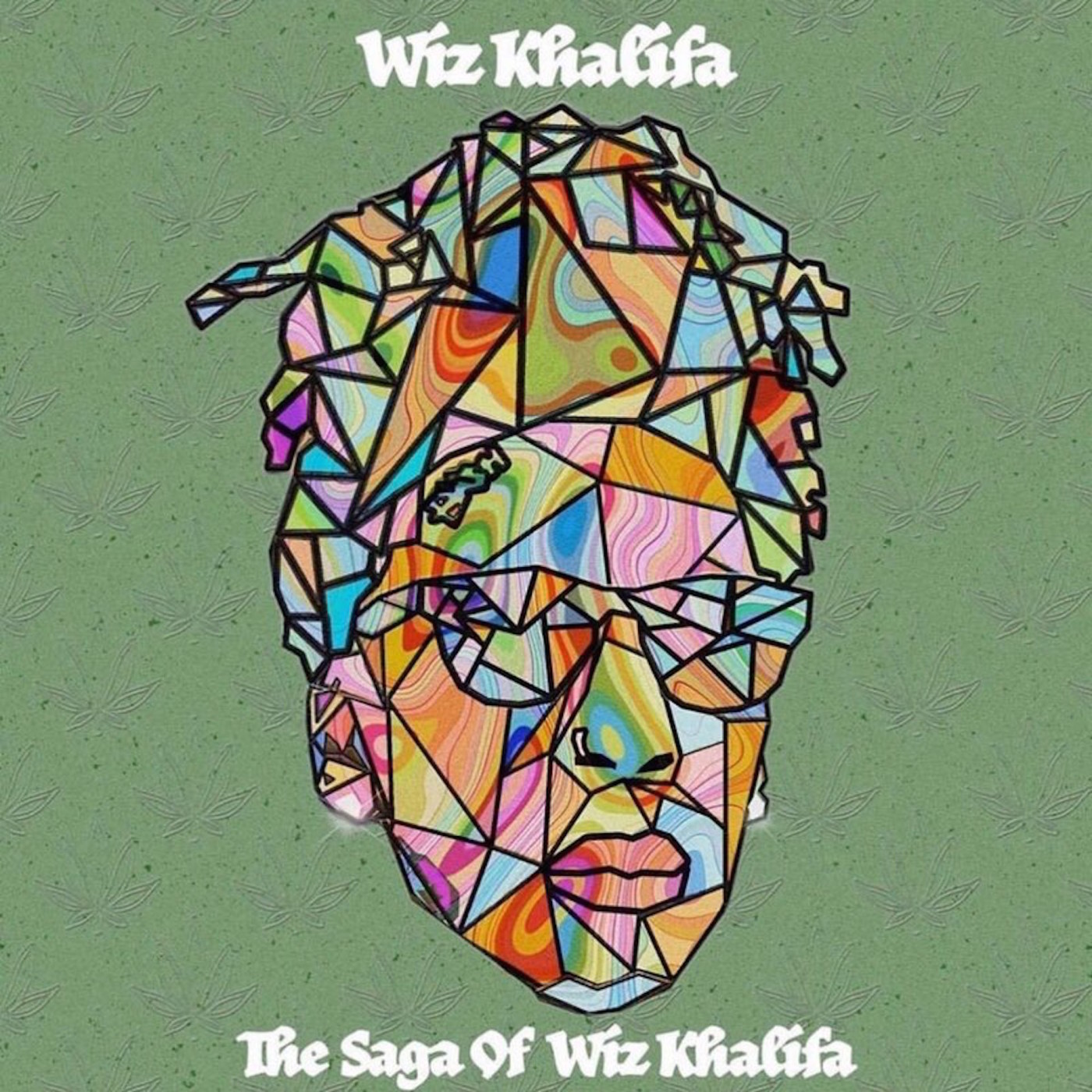 Cover art for Wiz Khalifa's 'Saga'