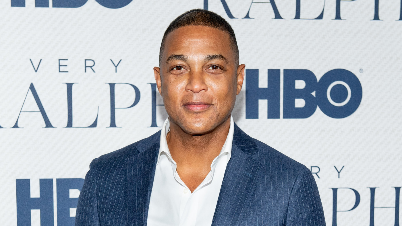 "Don Lemon attends HBO's ""Very Ralph"" World Premiere"