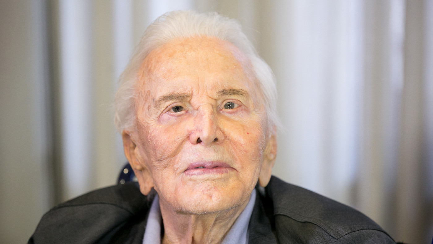 Kirk Douglas attends the 25th Anniversary of The Anne Douglas Center.