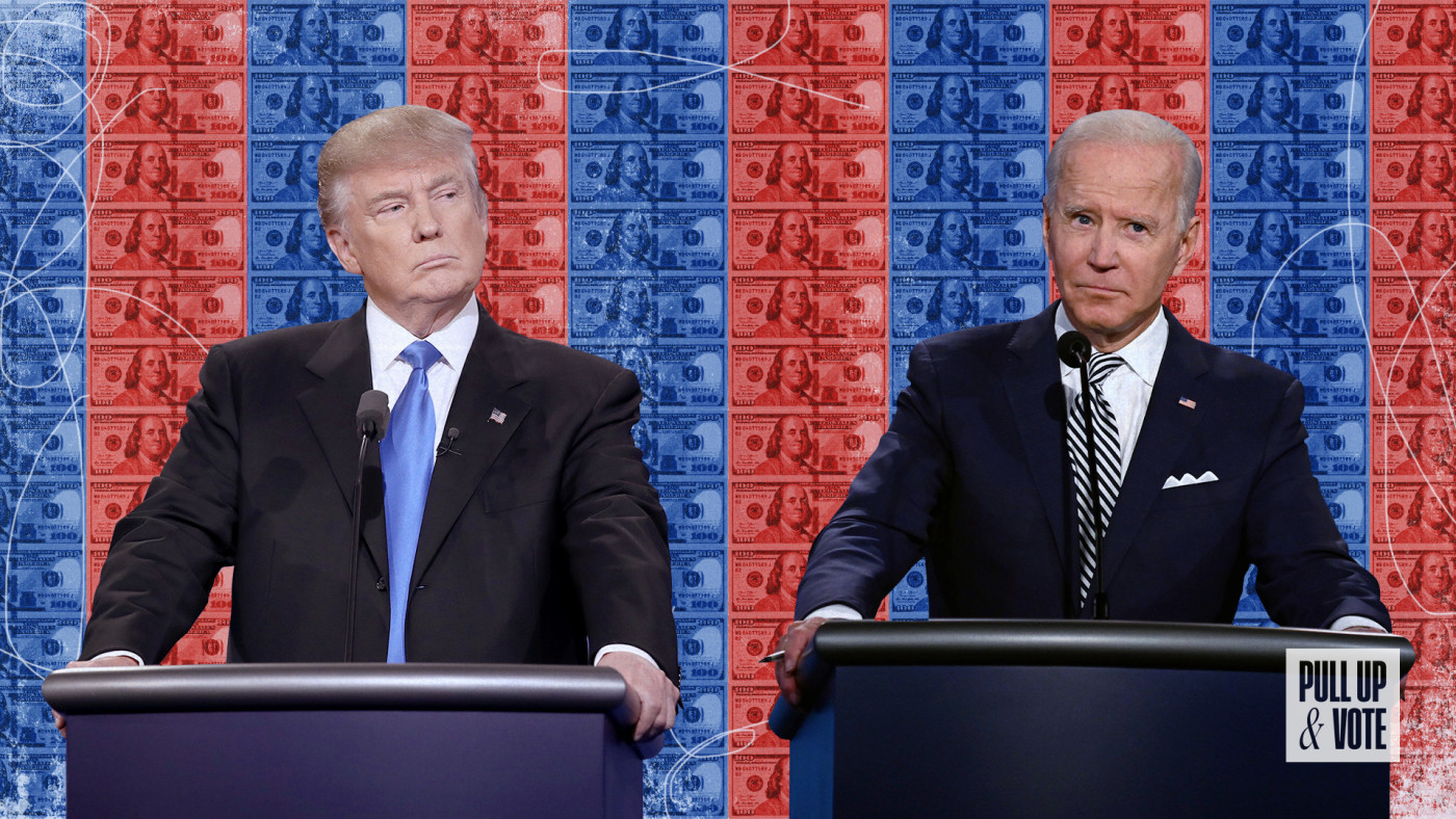 How Donald Trump or Joe Biden Could Affect Your Bank Account