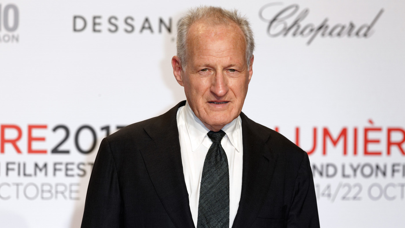 Michael Mann attends opening ceremony of 9th Film Festival Lumiere