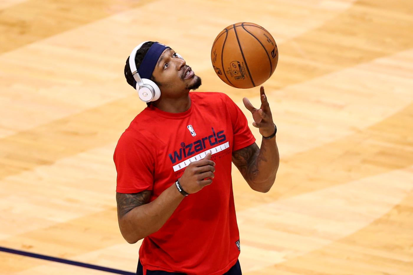 Bradley Beal Wizards Pelicans 2021