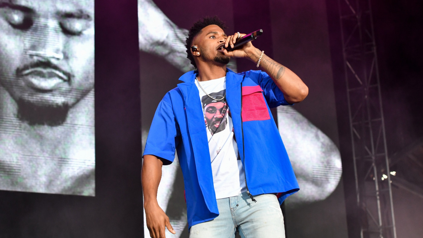 Trey Songz Reportedly Arrested After Altercation With Cop at KC Chiefs Game