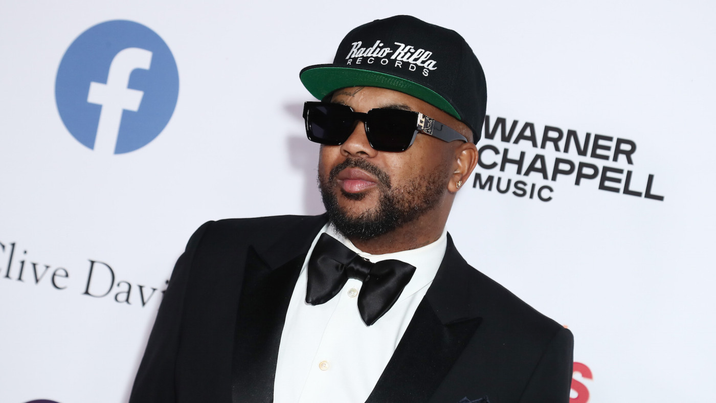 The-Dream attends City Of Hope's 15th Annual Songs Of Hope