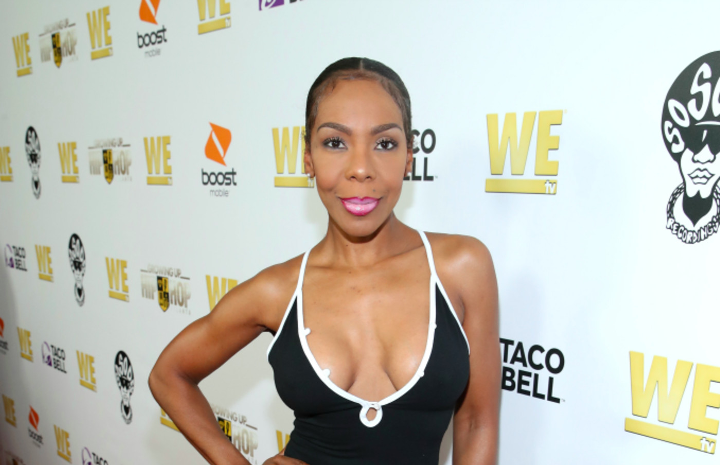 """Drea Kelly attends WE tv """"Power, Influence & Hip Hop: The Remarkable Rise Of So So Def"""""""