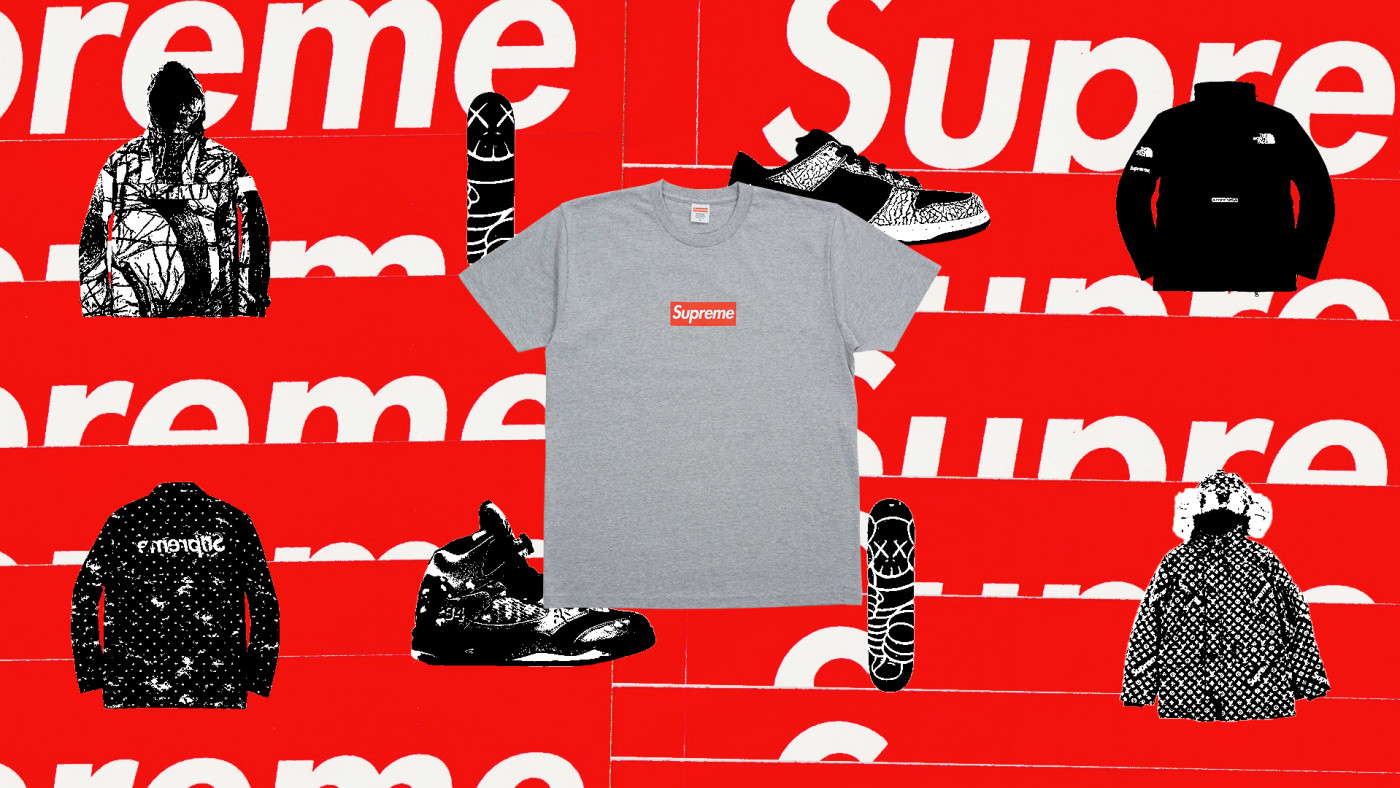Supreme Best Items Every Year