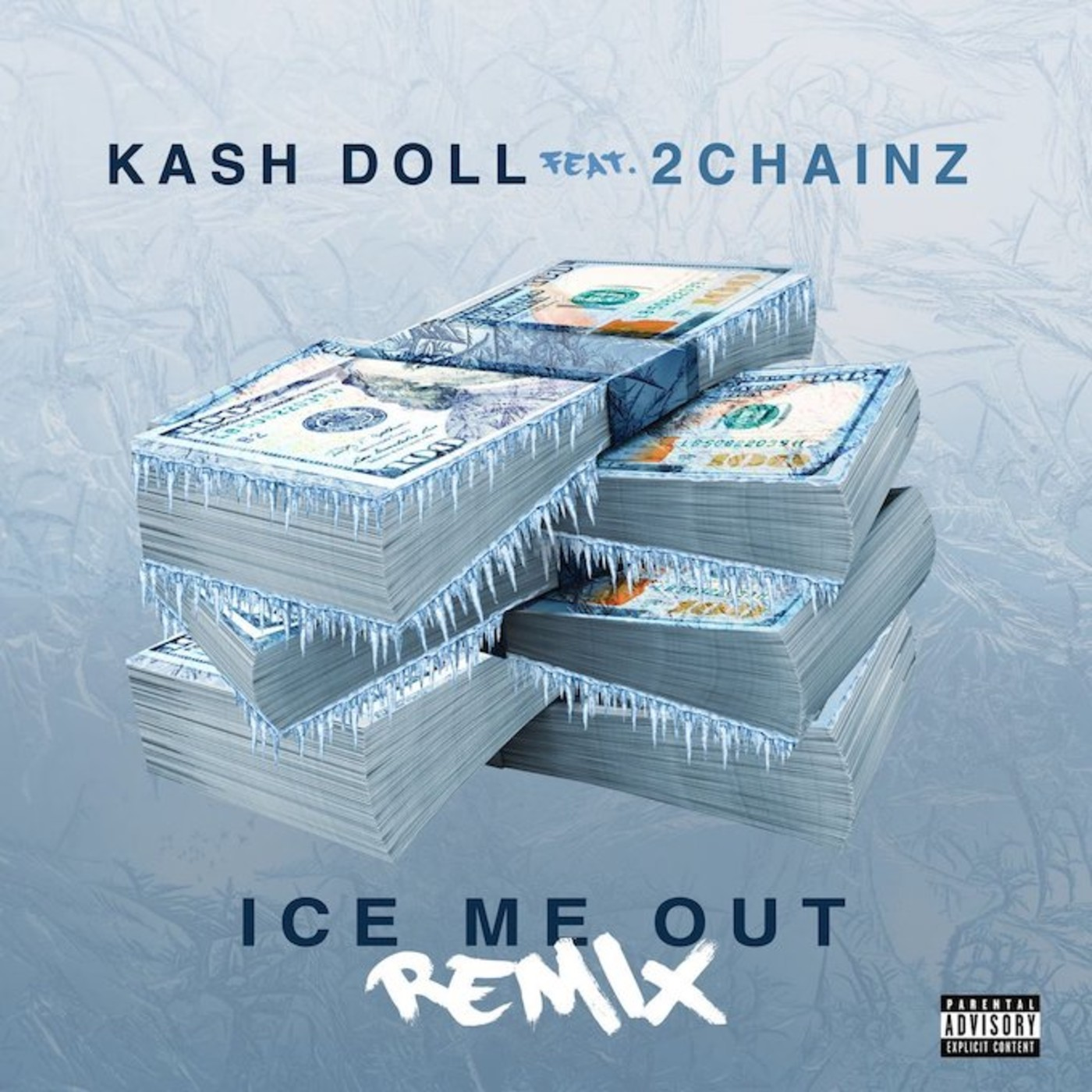 "Kash Doll and 2 Chainz's ""Ice Me Out"""
