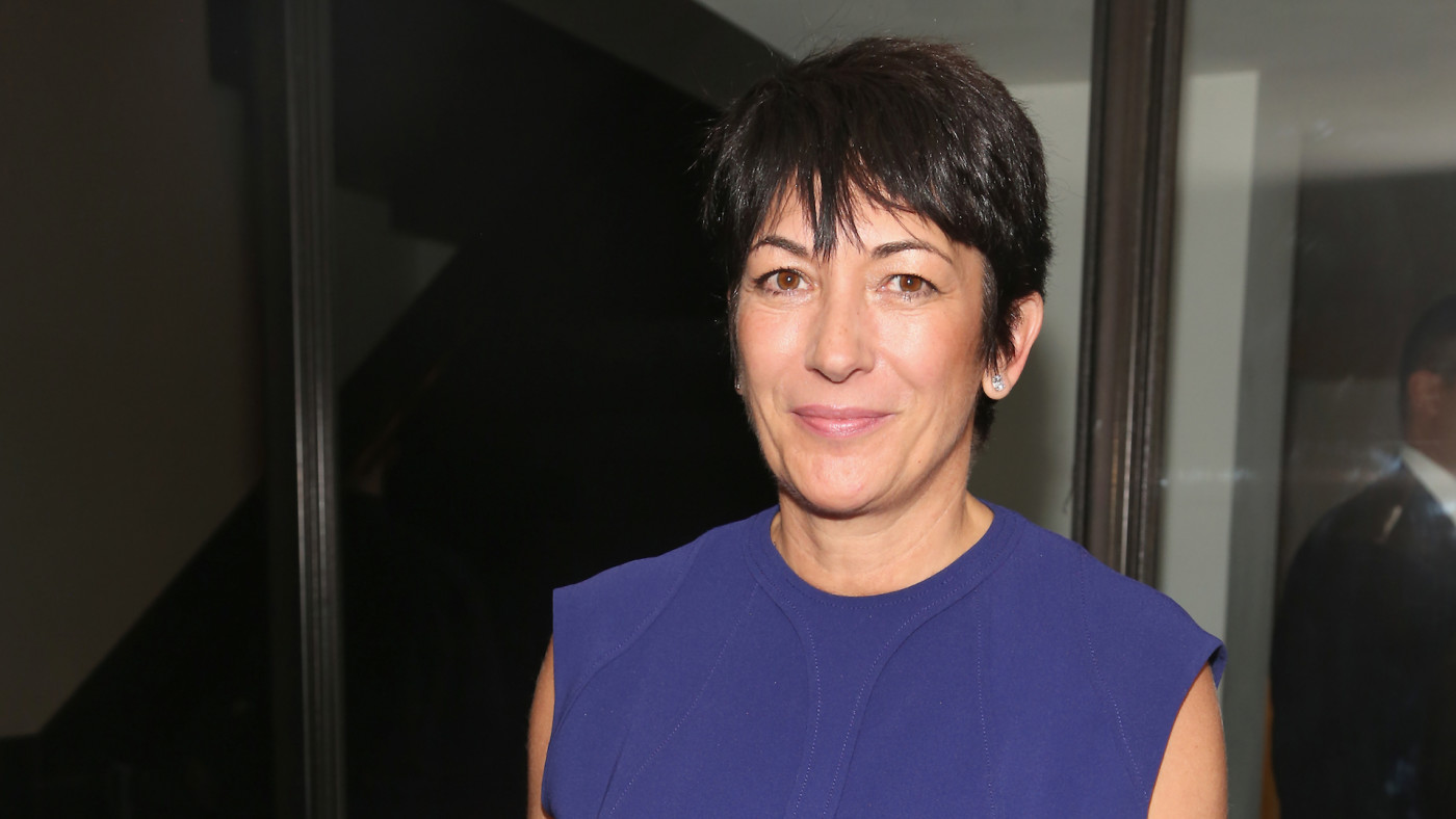 Ghislaine Maxwell attends VIP Evening of Conversation for Women's Brain Health Initiative.