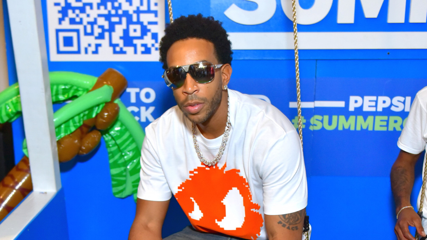 Ludacris attends Official Luda Day Party