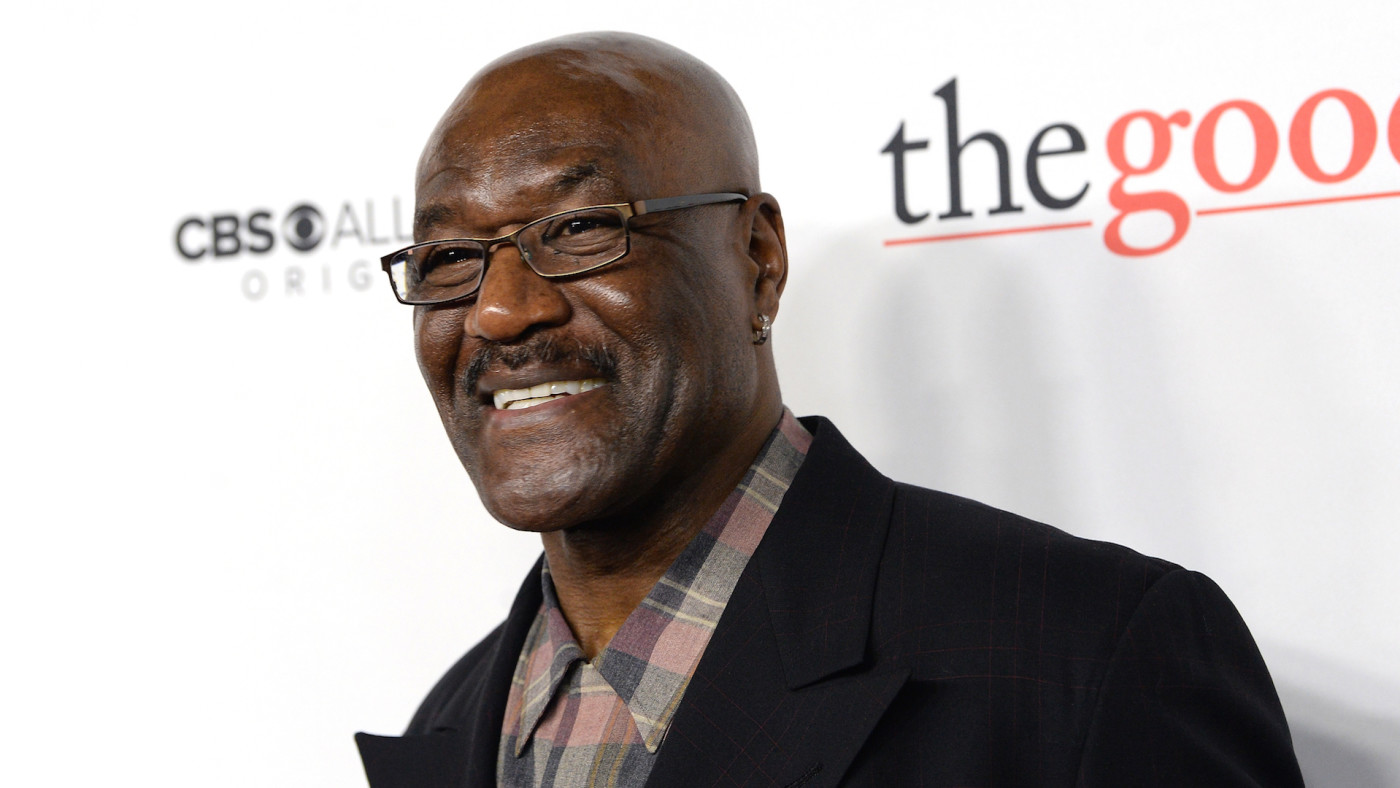 "Delroy Lindo attends ""The Good Fight"" World Premiere"