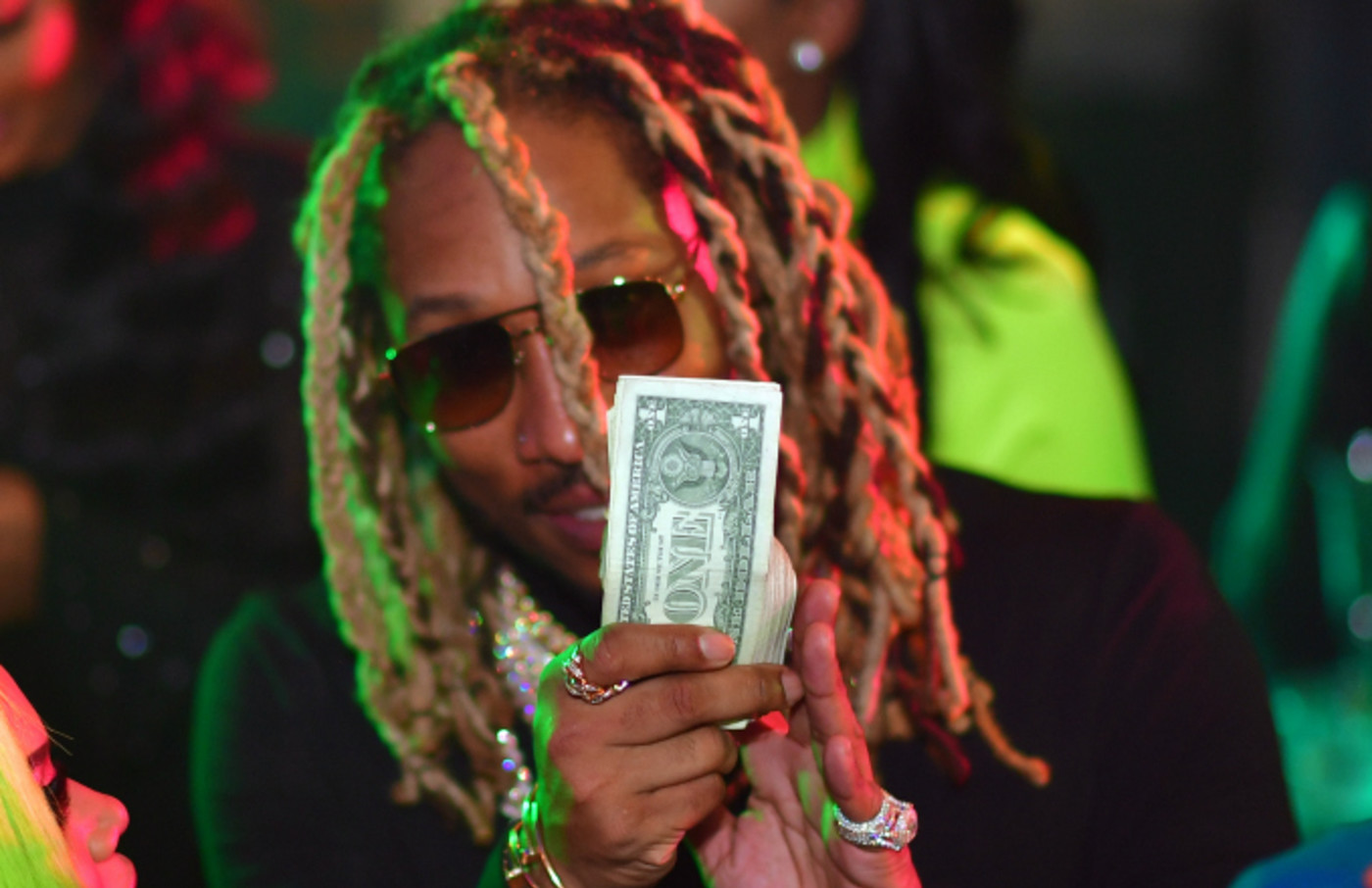 Rapper Future attends his 'Future City' Birthday Party
