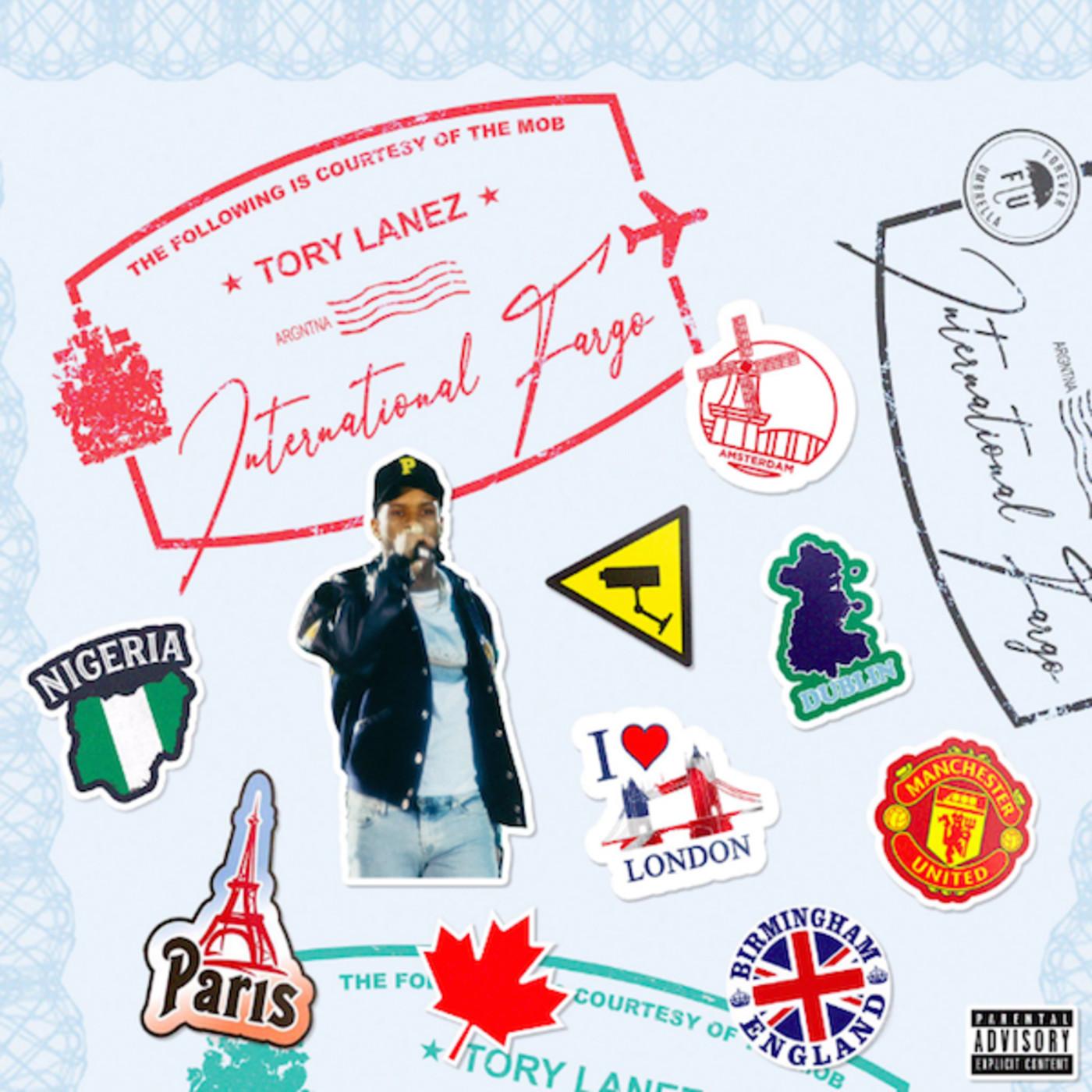 Tory Lanez 'International Fargo'