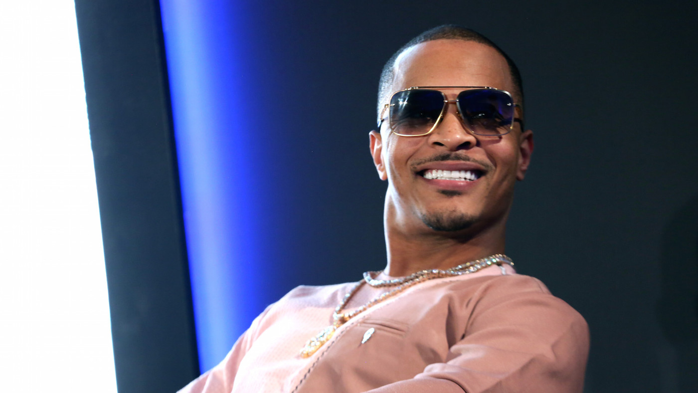 T.I. speaks onstage during META – Convened By BET Networks
