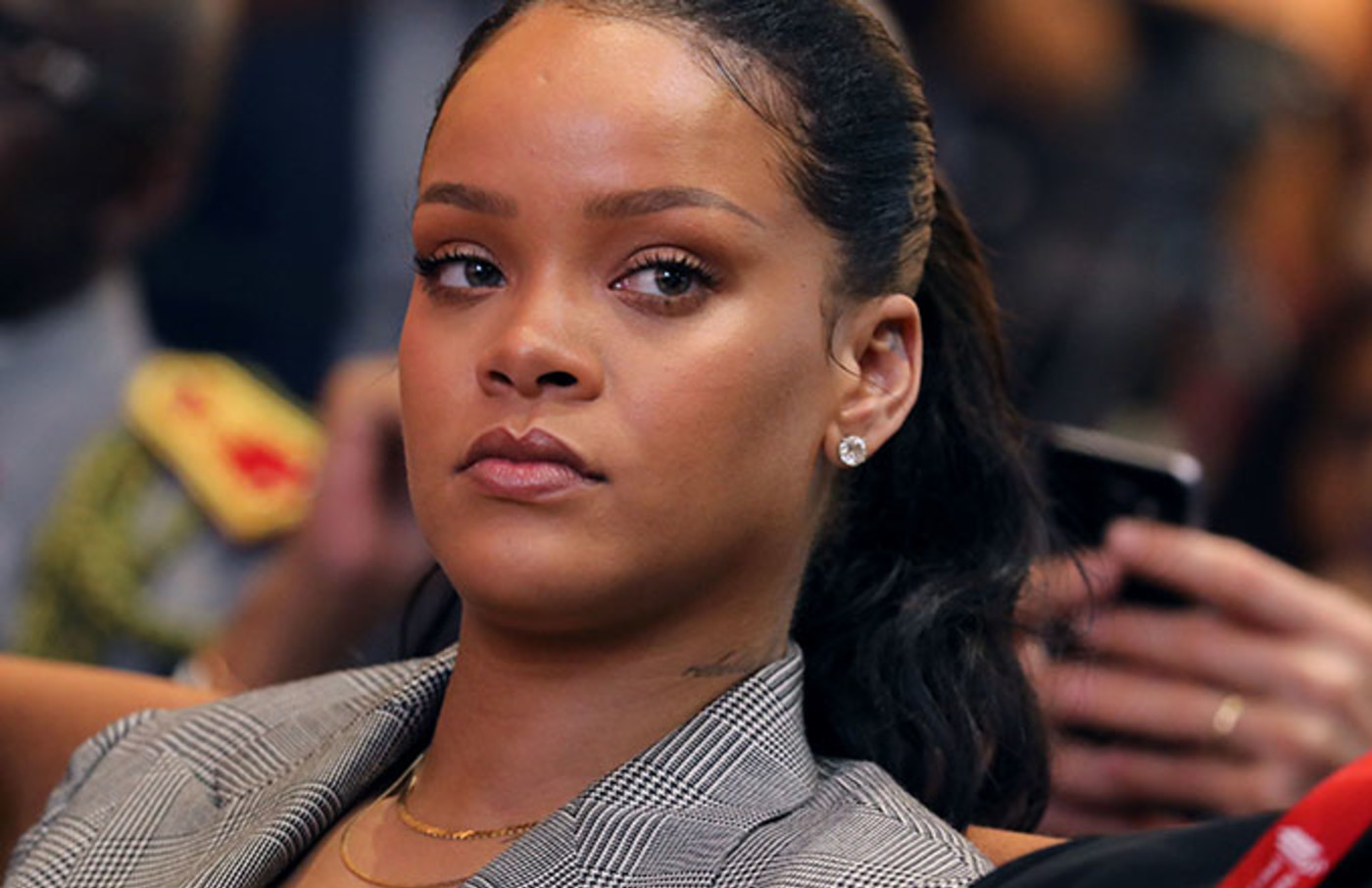 This is a photo of Rihanna.