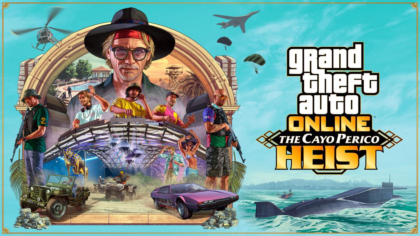 Grand Theft Auto Online: The Cayo Perico Heist
