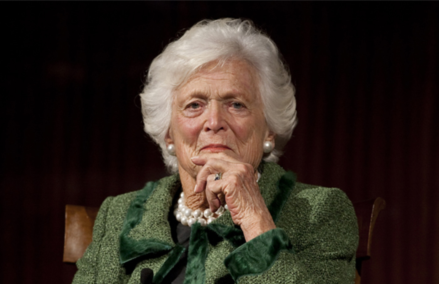 barbara-bush-getty