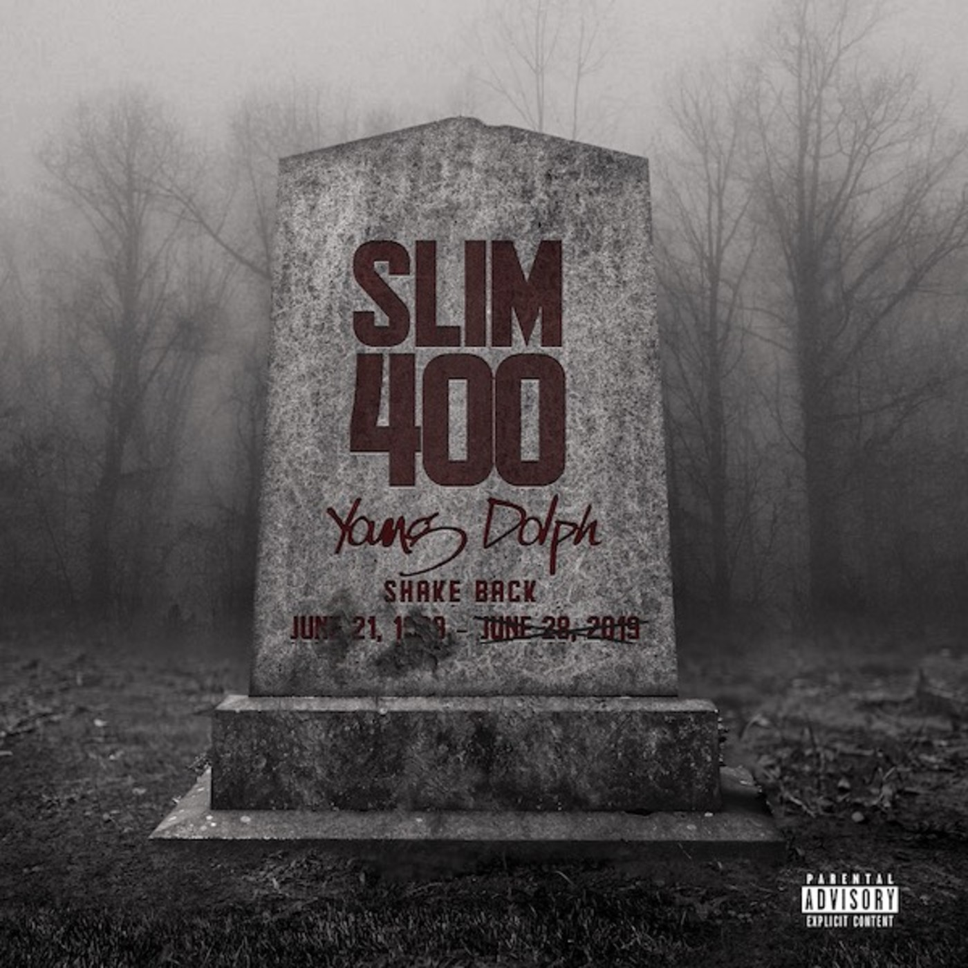 "Slim 400 ""Shake Back"" f/ Young Dolph"
