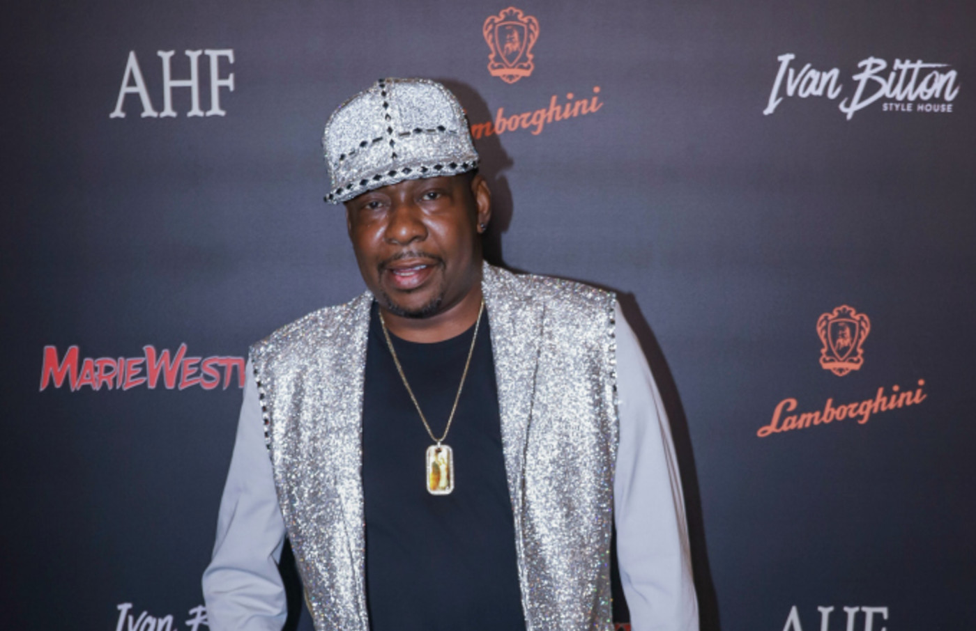 Bobby Brown at Waldorf Astoria Beverly Hills