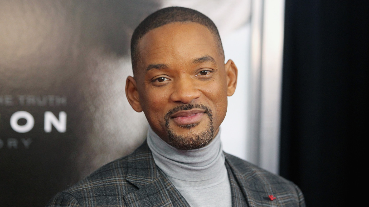 "Will Smith attends the ""Concussion"" New York premiere."
