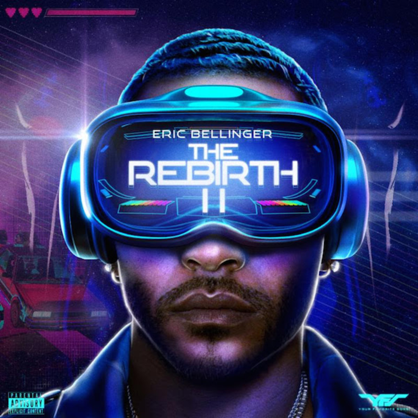 Eric Bellinger 'The Rebirth 2'