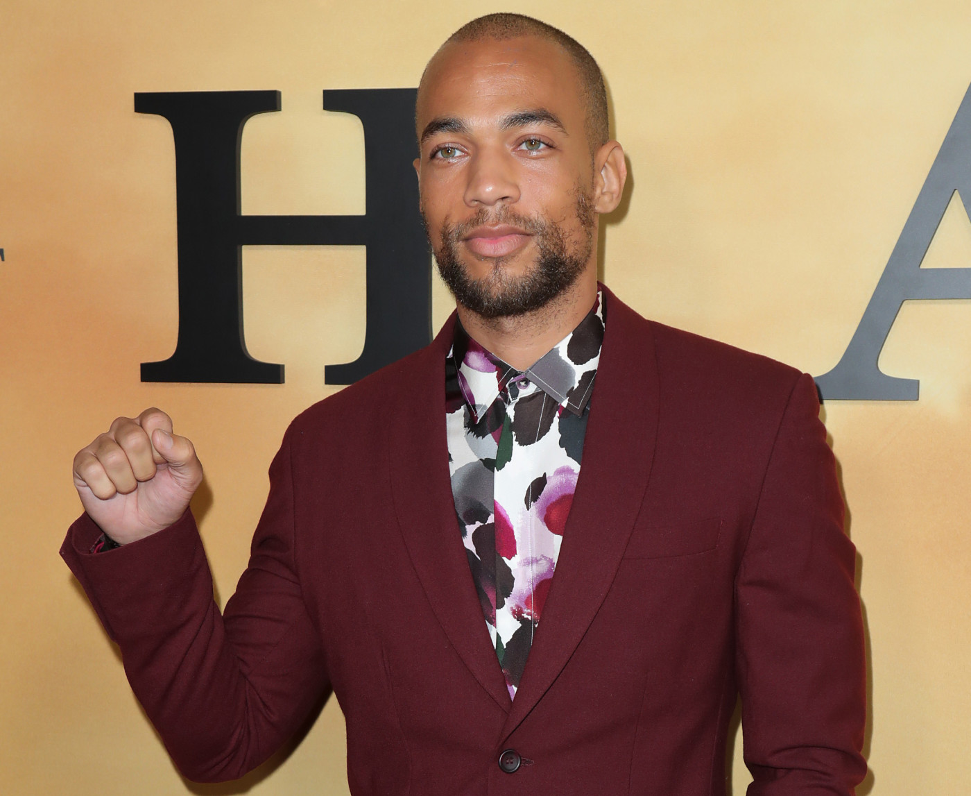 "Kendrick Sampson attends Premiere Of Focus Features' ""Harriet"""