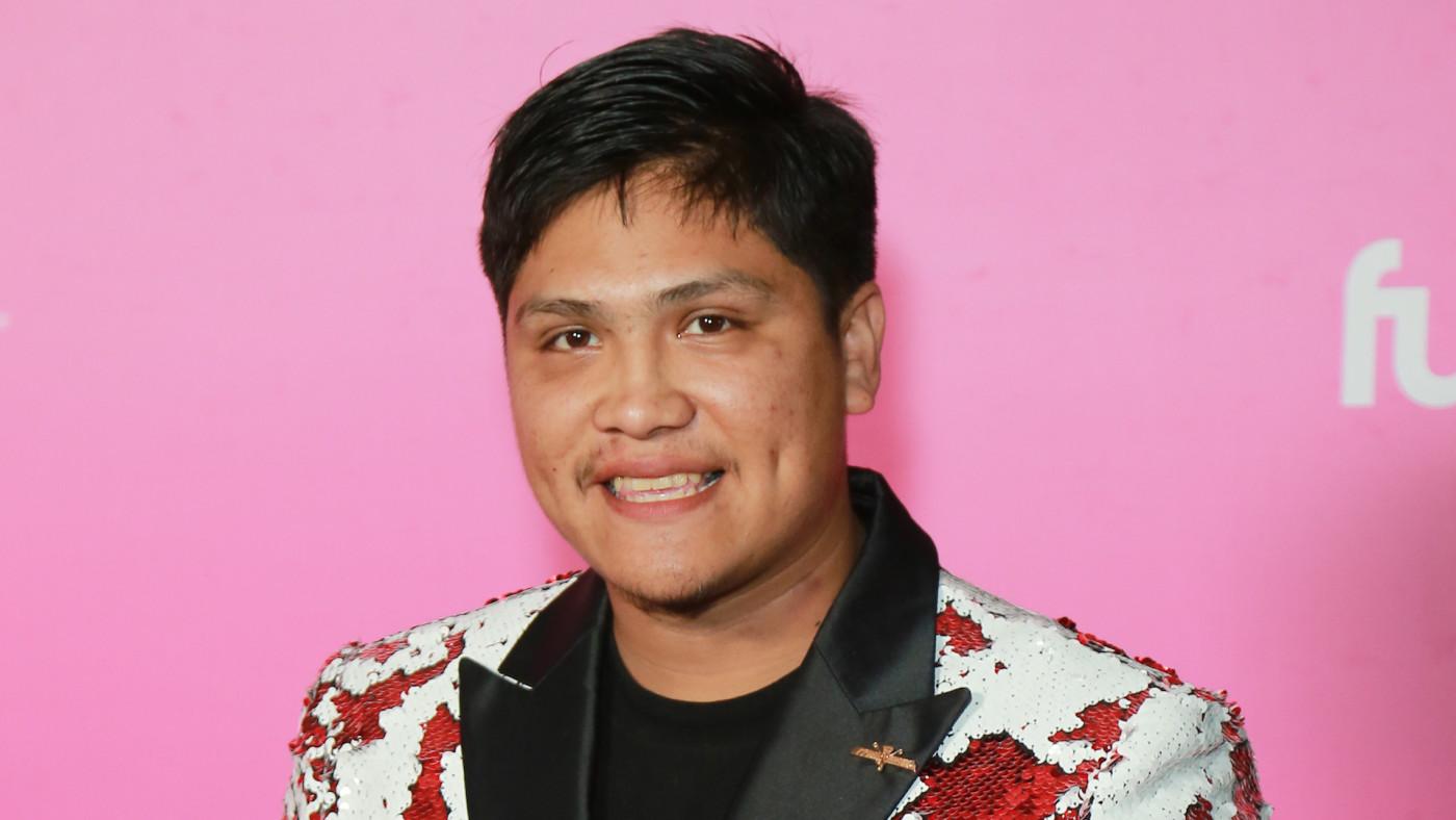 Johnny Ortiz attends The ALMAs 2018