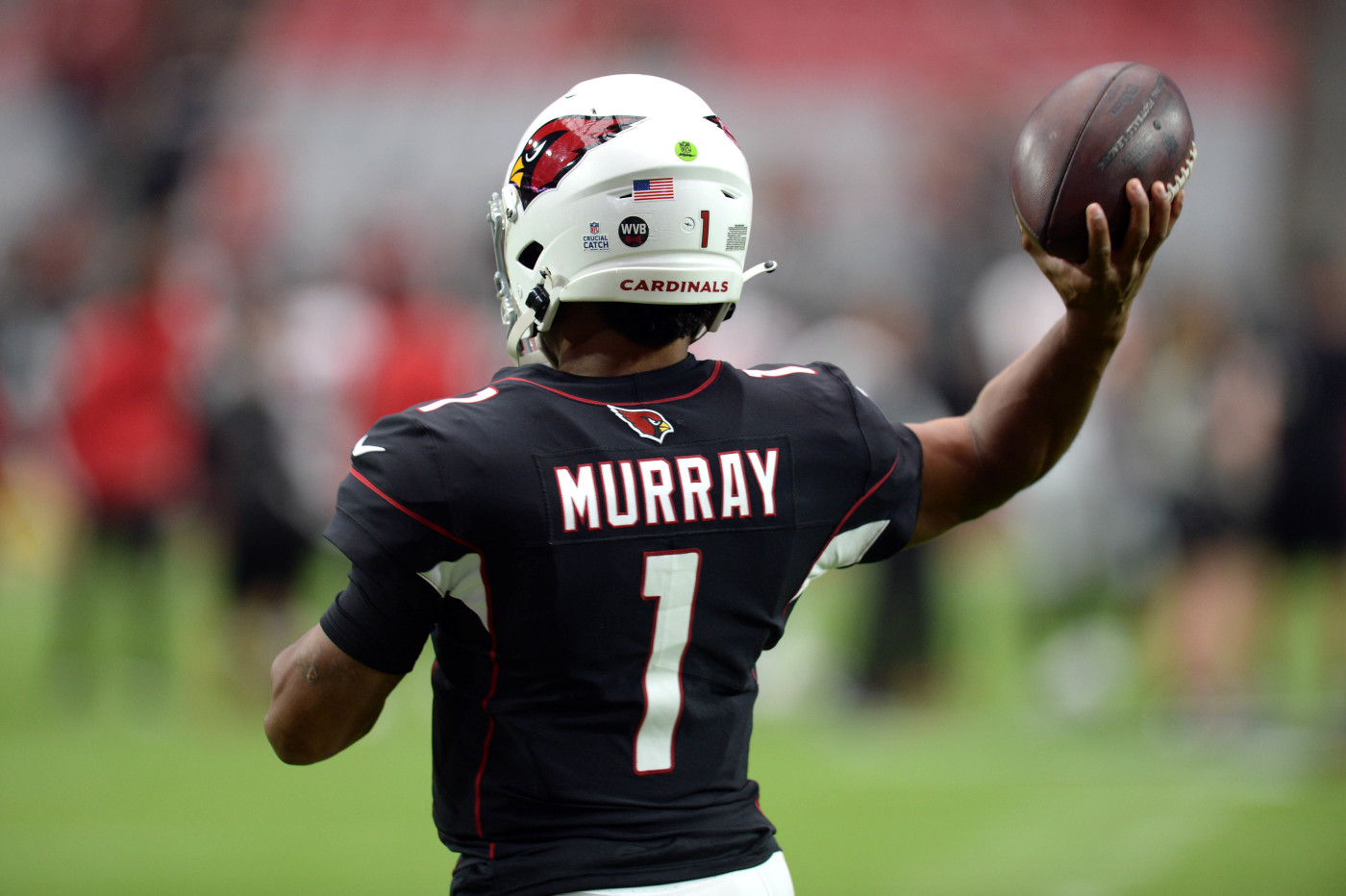 Kyler Murray Cardinals Falcons 2 2019