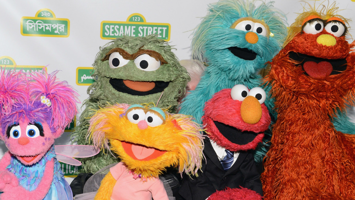 Muppets attend the Sesame Street Workshop 10th Annual Benefit Gala