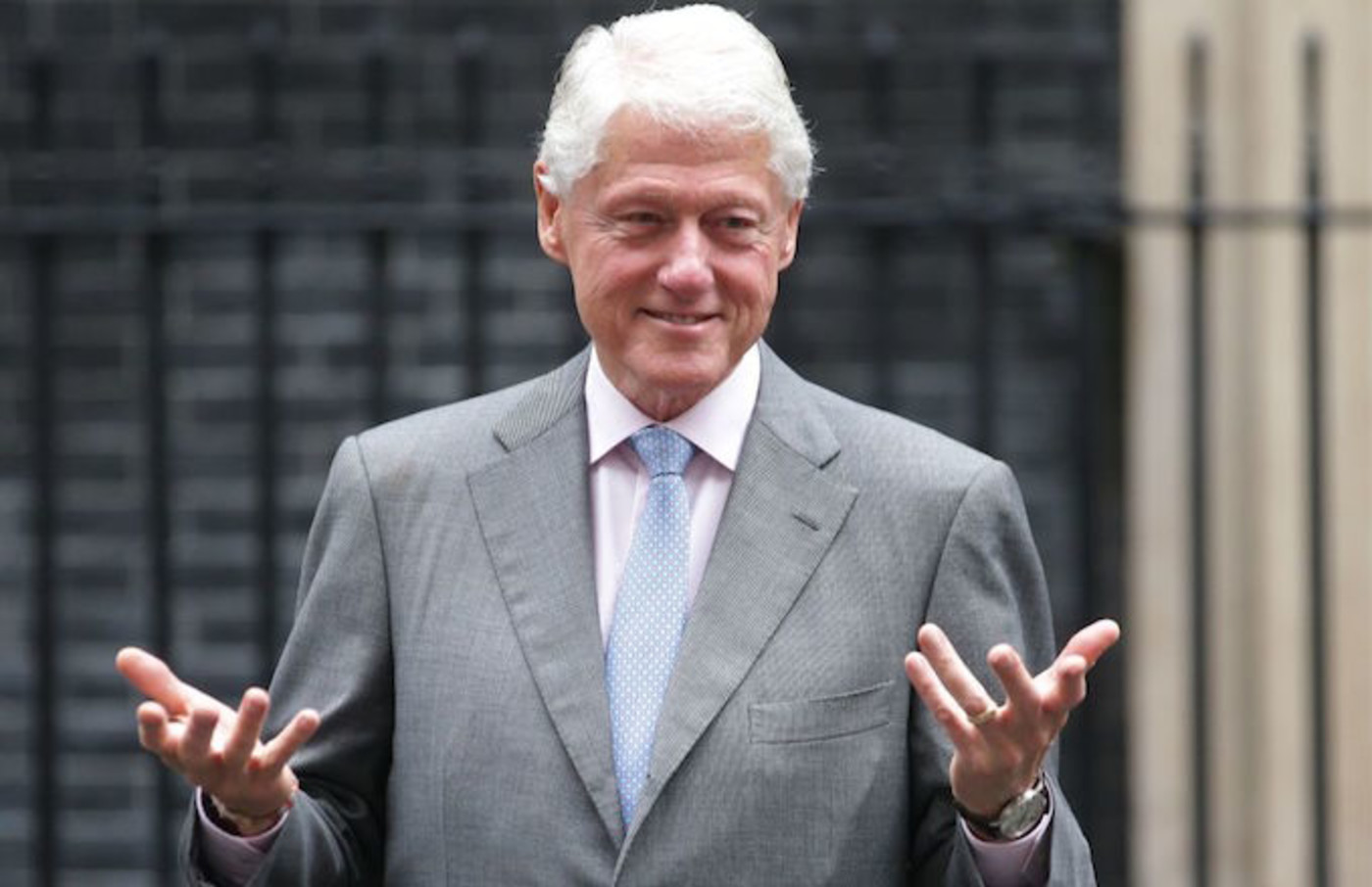 Bill Clinton May