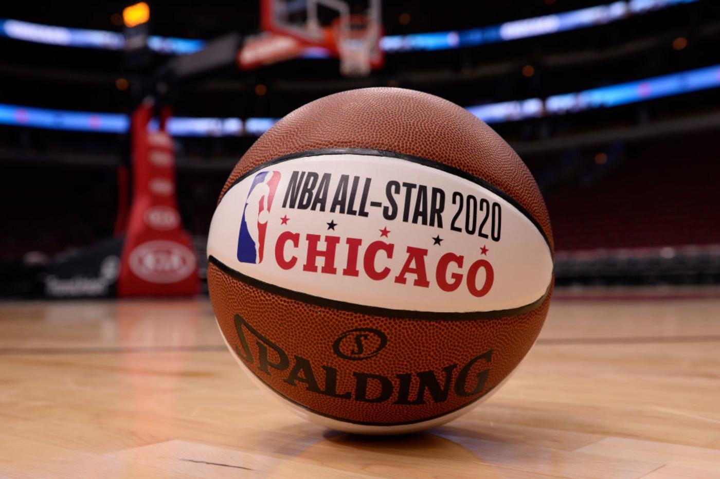 NBA All-Star Chicago 2020 Basketball United Center