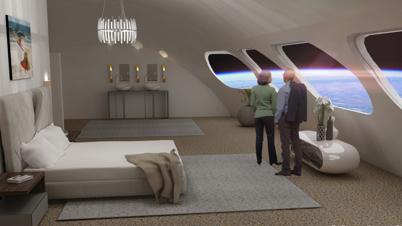 Company Plans to Open State-of-the-Art Space Hotel in 2027 | Complex