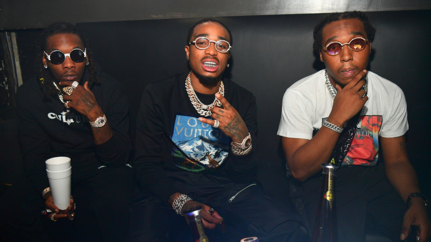 Migos attend The Official Concert After Party.