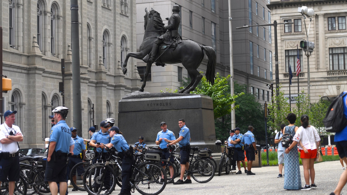Philly police