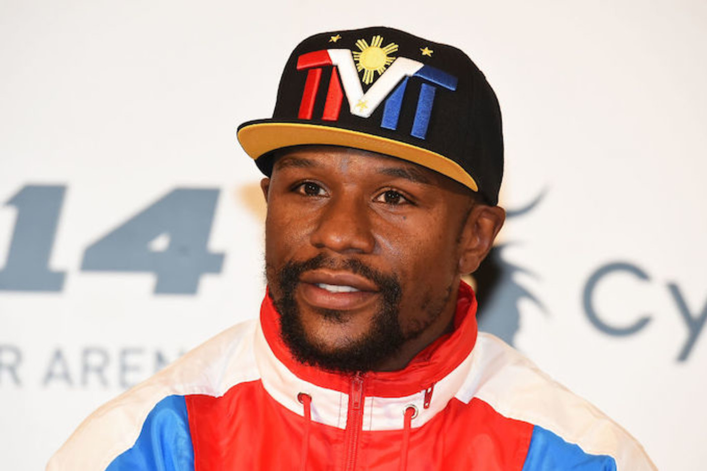 This is a picture of Floyd Mayweather.