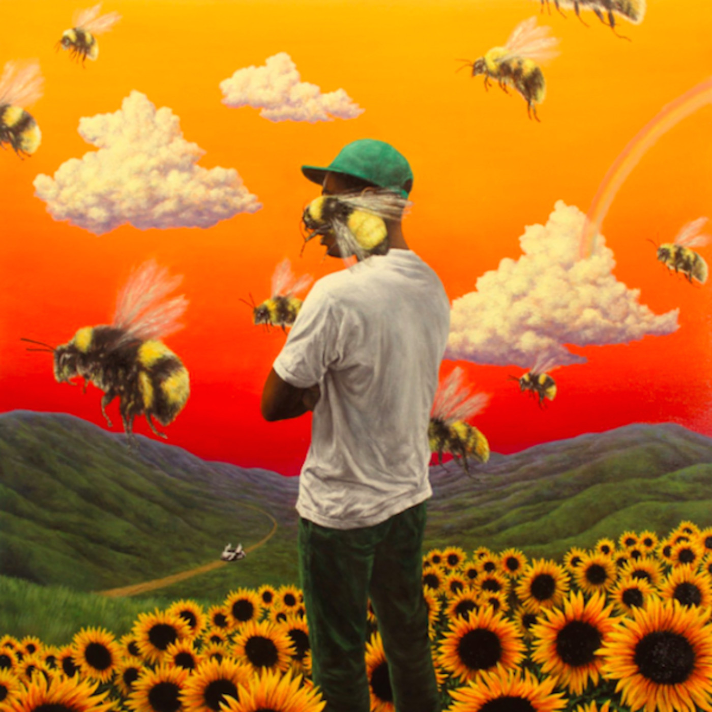 "Tyler, the Creator ""Flower Boy"""