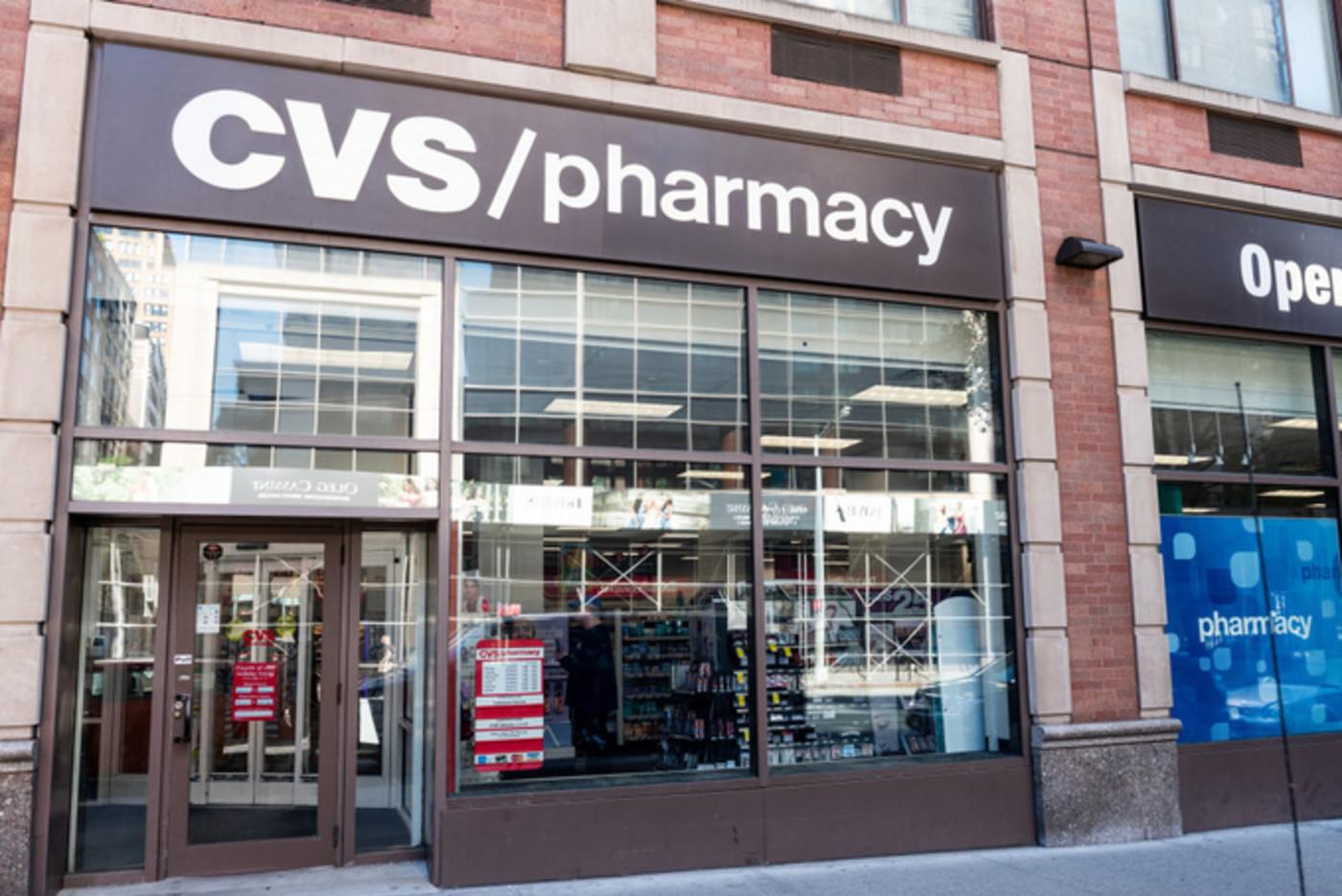 CVS store in New York City