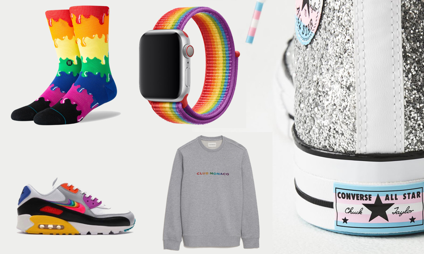 Rainbow Gear To Help You Get Your Pride On