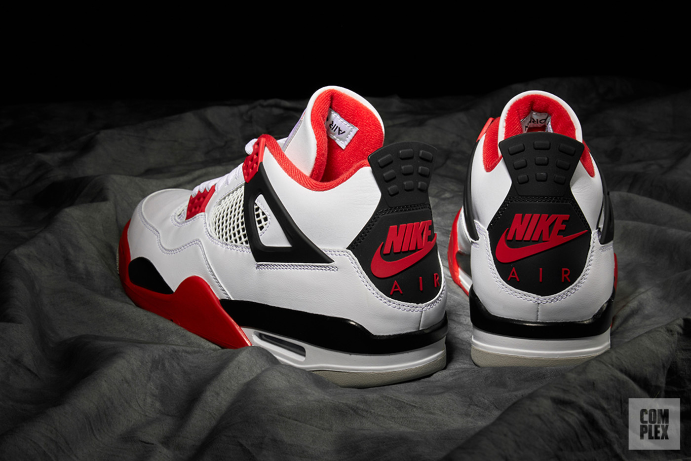 How the Air Jordan 4 'Fire Red' Became a Cultural Icon   Complex