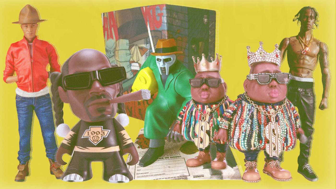Best Rapper Toys of All Time