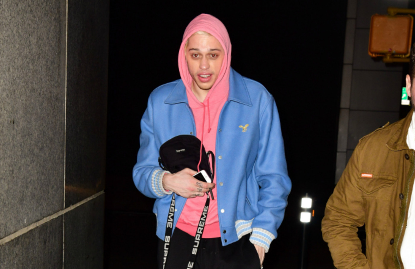 Pete Davidson Everything You Need To Know About The Comedian Complex