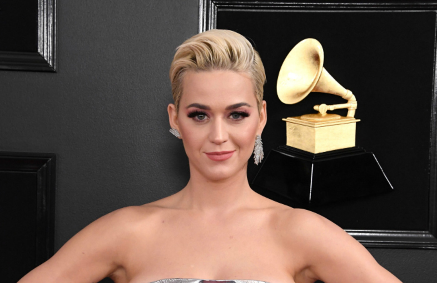 Katy Perry at the Grammy's.