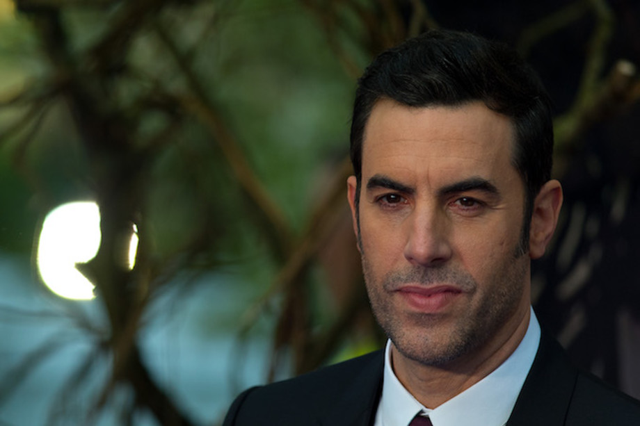 Sacha Baron Cohen in London