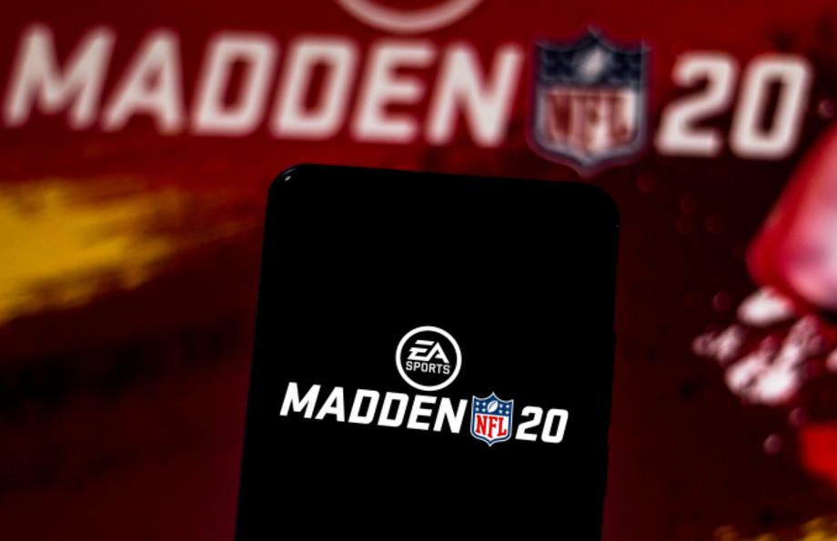 Madden NFL 20 logo