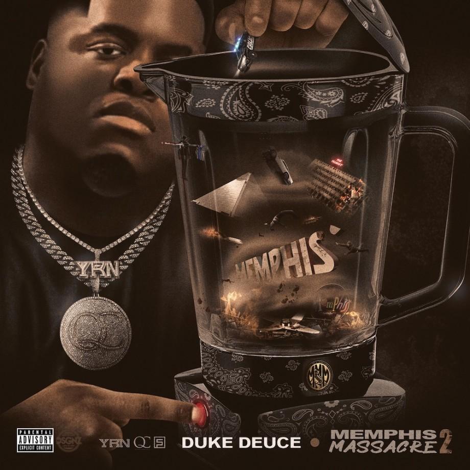 Duke Deuce 'Memphis Massacre 2'