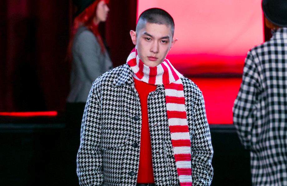 AMI Alexandre Mattiussi Fall/Winter 2020 9th Anniversary Show