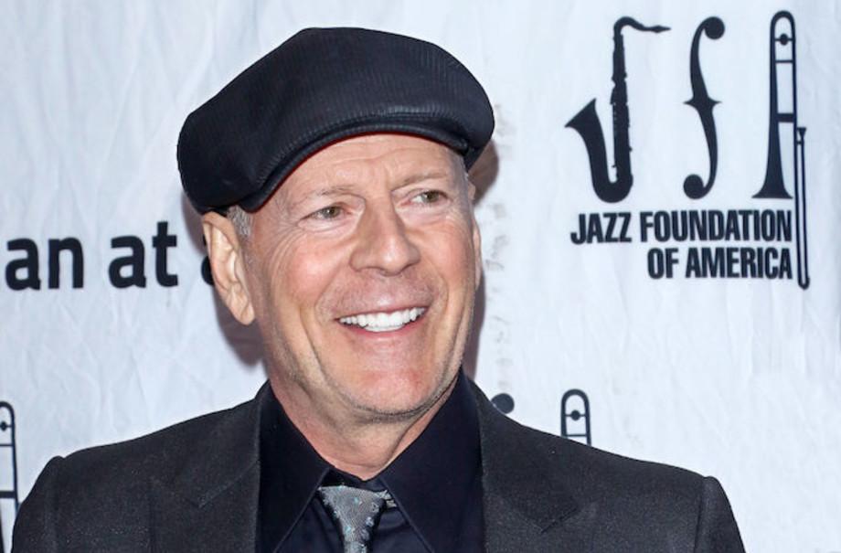 Bruce Willis Mike Tyson