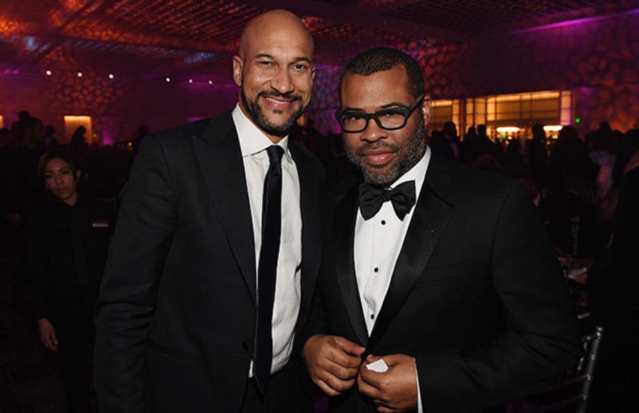 Kegan-Michael Key and Jordan Peele