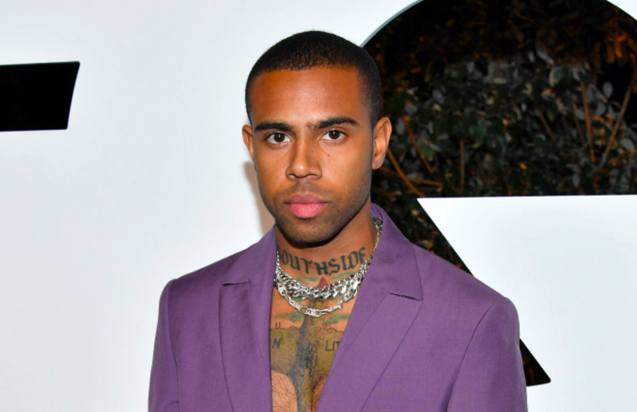 Vic Mensa attends the 2019 GQ Men of the Year